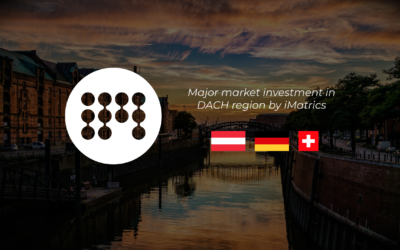 Major market investment in DACH region by iMatrics